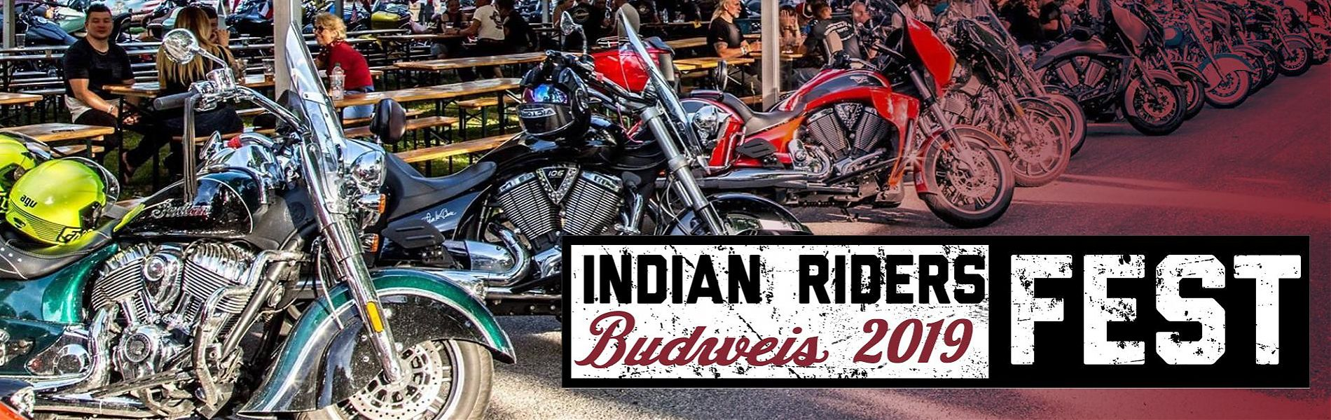 Indian Riders Fest Budweis 2019